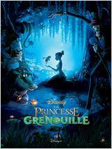 La Princesse et la grenouille - Affiche