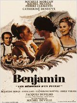 Benjamin ou Les memoires d un puceau movie