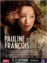 23h57 - TV5 Europe - Pauline et François - 2010 - Drame, Romance - 1h35