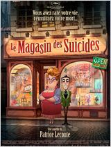"affiche ""Le magasin des suicides"""