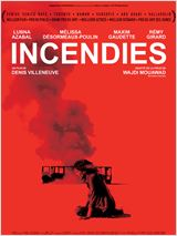 Incendies en streaming