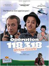 Op�ration 118 318, s�vices clients