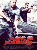 Fast and Furious 5 en streaming
