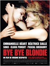 Bye Bye Blondie film streaming