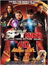 Télécharger Spy Kids 4: All the Time in the World sur uptobox ou en torrent