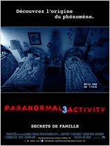 film streaming Paranormal Activity 3
