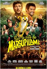 Sur la piste du Marsupilami film streaming