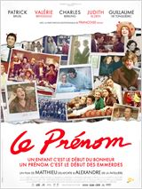 Le Prénom : fantastic French movie!
