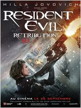 Resident Evil : Retribution en streaming