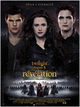 Twilight - Chapitre 5 : R�v�lation 2e partie en streaming