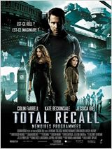 film streaming Total Recall M�moires Programm�es