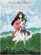 Les Enfants Loups, Ame et Yuki (2012)