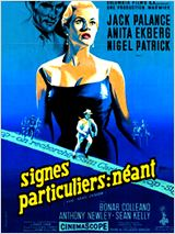 Telecharger Signes particuliers: néant Dvdrip