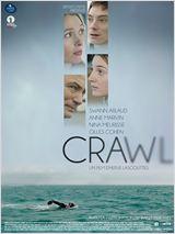 Gagner une place de cinéma pour Crawl