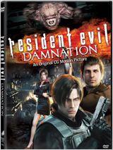 Resident Evil: Damnation - Affiche