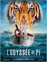 L'Odyssée de Pi en streaming