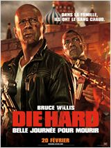Die Hard : belle journée pour mourir en streaming