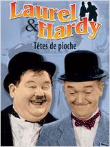 Télécharger Laurel et Hardy - Têtes de pioche Dvdrip fr
