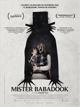 Mister Babadook 2014 poster