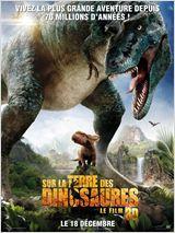 Sur la terre des dinosaures, le film (2013)