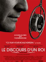 Affichette (film) - FILM - Le Discours d'un roi : 175305