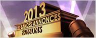 """Bandes-annonces 2013 : la sélection """"Frissons"""""""