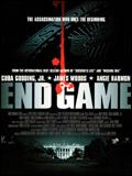 affiche End Game - Complot à la Maison Blanche