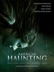 affiche American Haunting