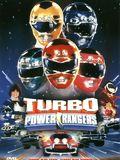 affiche Turbo Power Rangers : Le film