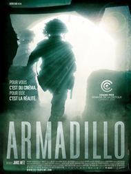 affiche Armadillo