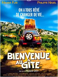 film Bienvenue au gîte en streaming