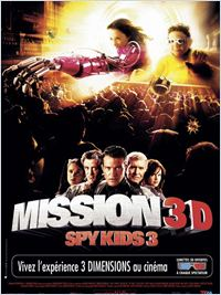film Mission 3D Spy kids 3 FRENCH DVDRIP en streaming