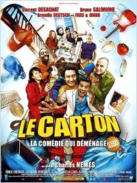 Film Le Carton streaming vf