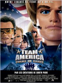 film Team America police du monde en streaming