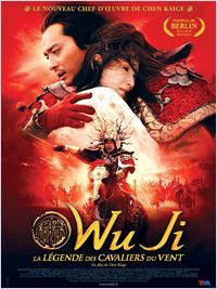 Regarder le film Wu ji, la l�gende des cavaliers du vent en streaming VF