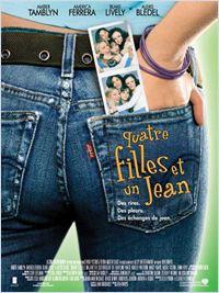 film 4 filles et un jean en streaming