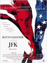 film JFK en streaming