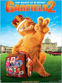 Film Garfield 2 streaming vf