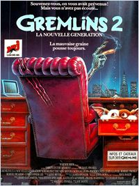 film Gremlins 2, la nouvelle génération FRENCH DVDRIP en streaming
