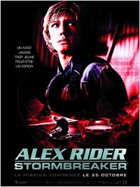 film Alex Rider : Stormbreaker FRENCH DVDRIP en streaming