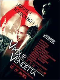 film V pour Vendetta FRENCH DVDRIP en streaming