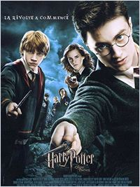 film Harry Potter 5 et l'Ordre du Phénix VOSTFR DVDRIP en streaming
