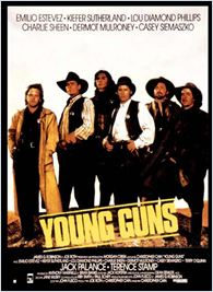 Regarder le film Young Guns en streaming VF