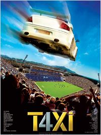 Film Taxi 4  streaming vf