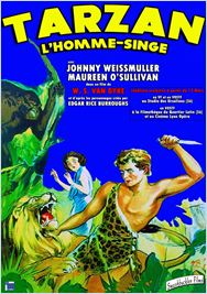 Regarder le film Tarzan l homme singe 1932 en streaming VF