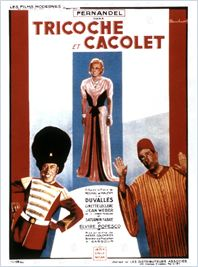 Regarder le film Tricoche et Cacolet en streaming VF
