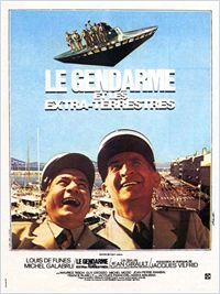 film Le Gendarme et les extraterrestres FRENCH DVDRIP en streaming