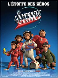 Regarder le film Les Chimpanz�s de l espace en streaming VF