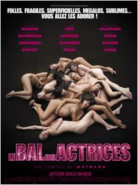 film Le Bal des actrices en streaming