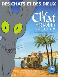 Film Le Chat du rabbin 2011 streaming vf